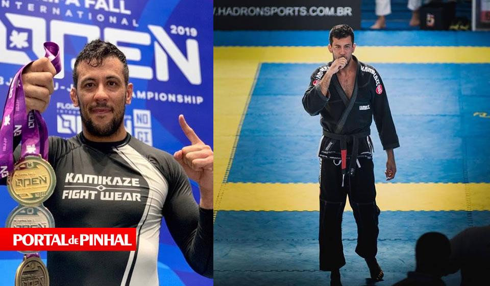 Atleta jacutinguense é top 5 do ranking mundial de Jiu-Jitsu
