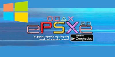 Spesifikasi PC ePSXe Emulator