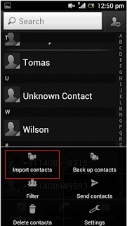 Import Excel Contact to WhatsApp
