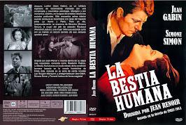 Carátula - La bestia humana