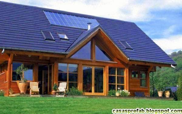 Tudo sobre casas pr fabricadas casas modulares e casas - Casas prefabricadas grandes ...