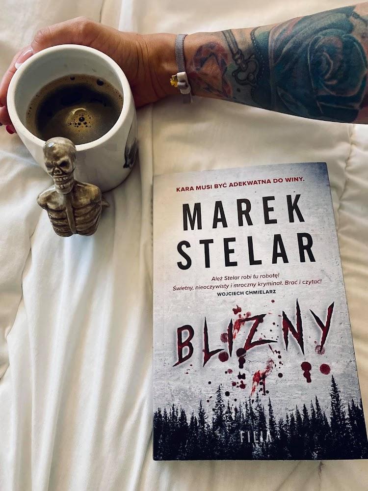 Marek Stelar - Blizny