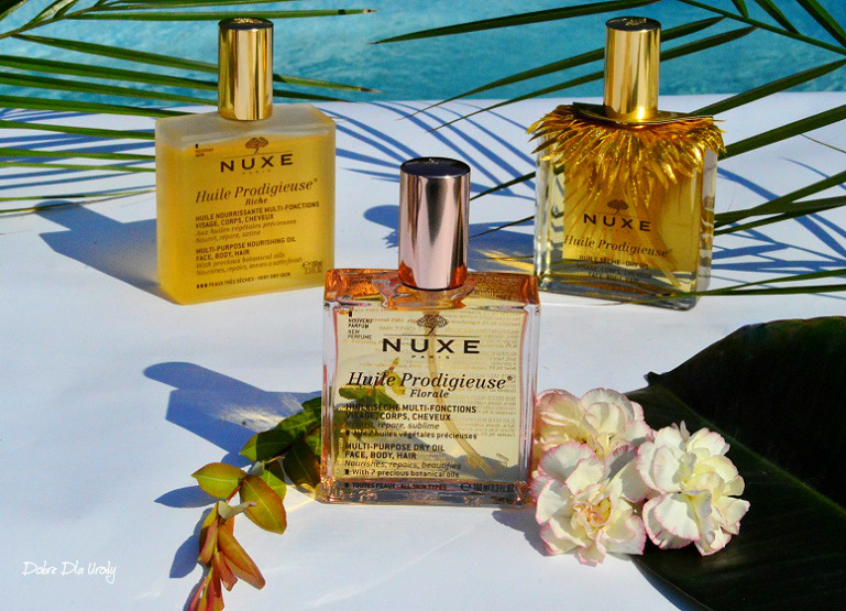 Huile Prodigieuse Florale - nowa, pachnąca odsłona kultowego olejku Nuxe