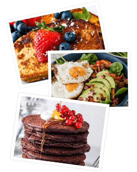 These delicious breakfast recipes can support healthy energy levels, blood sugar, digestion, cholesterol, and more!