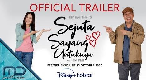 Sejuta Sayang Untuknya (2020) WEBDL Subtitle Indonesia