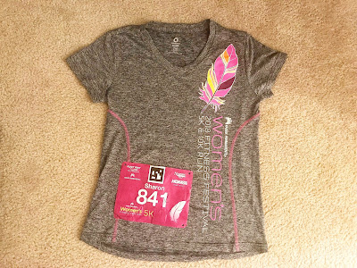 Women's Fitness Festival shirt 2018