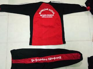 Model Kaos olahraga SMA