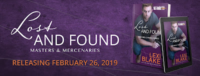 Lost and Found: The Forgotten Book 2, Lexi Blake