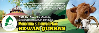 Siapkan Qurbanmu untuk  Perjalanan Akhiratmu