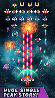 Download Galaxy Invader: Infinity Shooting Mod Apk