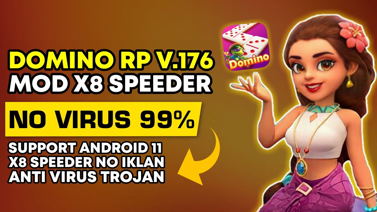 Paling Dicari, Link Download Higgs Domino V1.57 Mod X8 Speeder Tanpa Iklan Tanpa Update