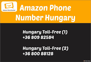 Amazon Phone Number Hungary