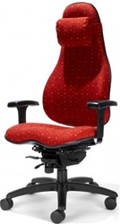 Multi Shift Office Chair With A Tractor Seat