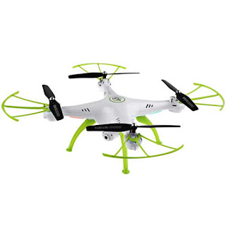 Spesifikasi Drone Syma X5HW