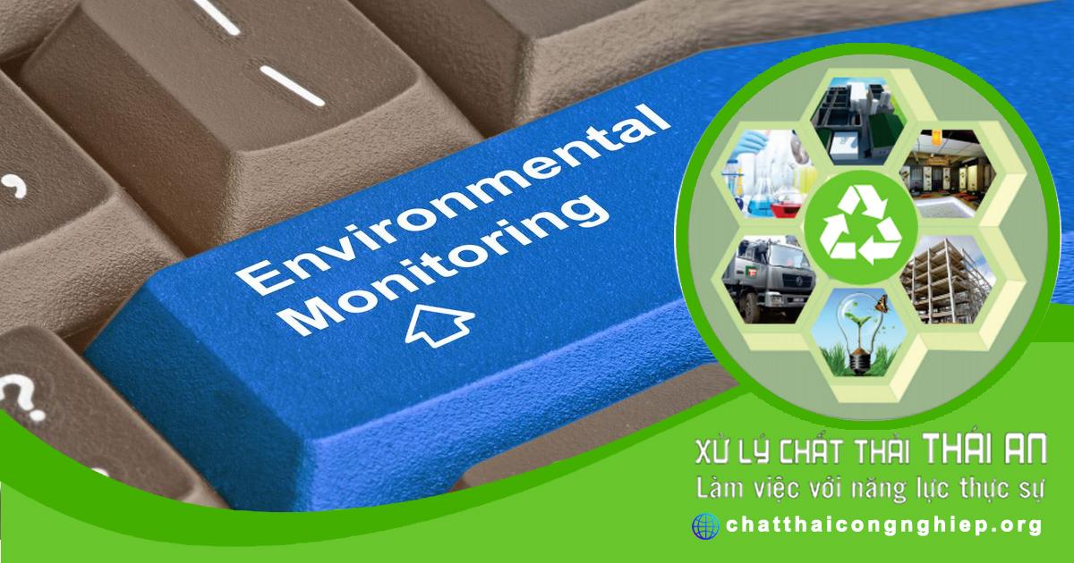tần suất lập báo cáo quan trắc môi trường là gì