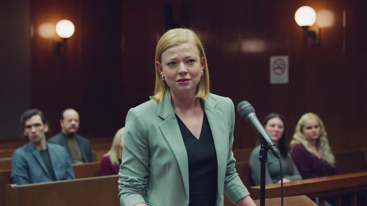 Pieces of a Woman Suzanne Sarah Snook Netflix