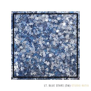 LT. BLUE STARS