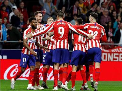 مشاهدة مباراة اتلتيكو مدريد وديبورتيفو الافيس