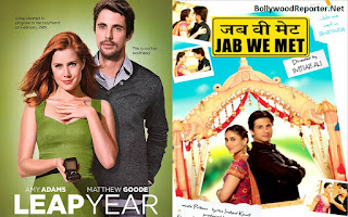 10 Hollywood Movies that were Inspired from Bollywood!