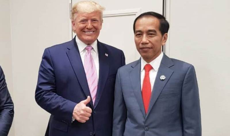 Percakapan Jokowi Dengan Trump Ternyata Kawasan Industri Terkait Brebes