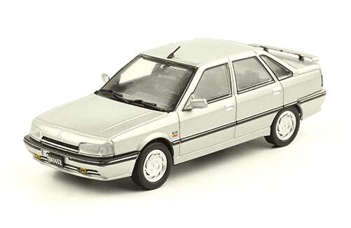 Renault 21 TXI 1993 1:43, autos inolvidables argentinos 80 90