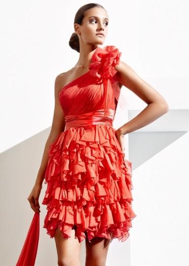 487fc308f Mujer  Moda y Arte  Vestidos Cortos Entallados de Fiesta de ...