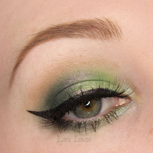 Notoriously Morbid Stoic Eyeshadow Swatches & Review