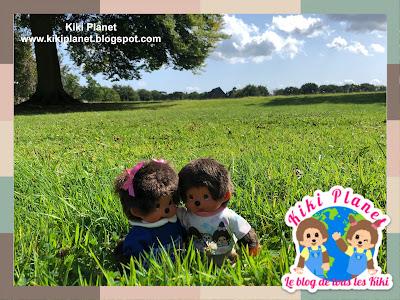 kiki monchhichi doll poupée toyslife campagne
