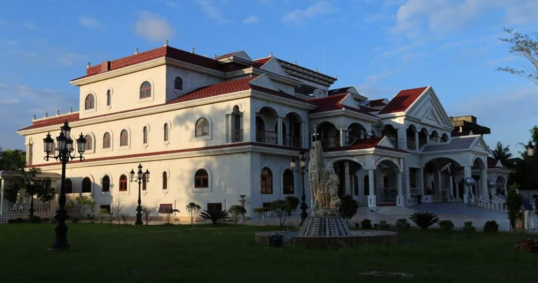 Kazi castle sylhet most expensive luxury house in bangladesh for Beautiful house in bangladesh