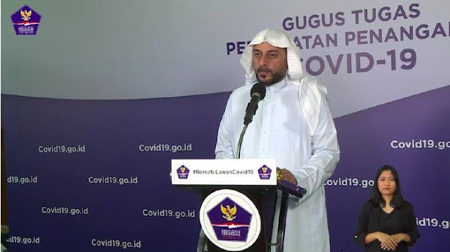 Syekh Ali Jaber: Saya Paling Patuh Protokol Kesehatan, Tapi Positif COVID