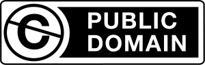 Public Domain Image - Source: https://openclipart.org/image/300px/svg_to_png/191202/public-domain-logo-slightly-nicer.png