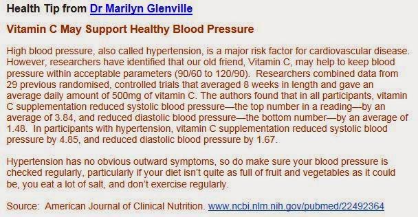Khasiat Vitamin C Untuk Jantung