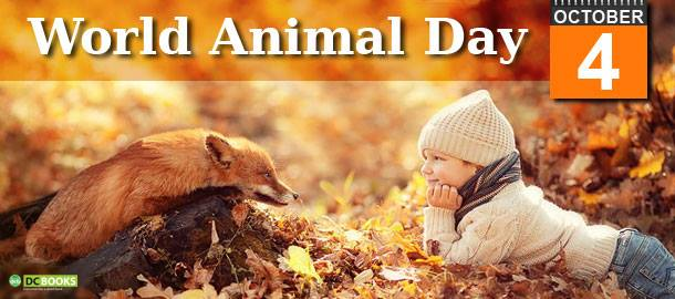 World Animal Day Wishes Images