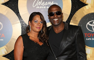 Deborah Joy Winans Parents