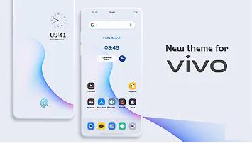 Download Tema Vivo V20, V20 SE dan Vivo All Series Tembus Aplikasi