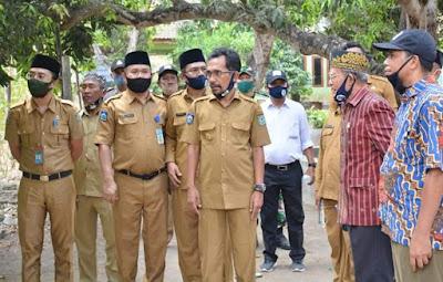 Hadir di Ponpes Darul Hikmah Soncolela, Walikota Janji Bantu Rp200 juta untuk Perbaikan Mushala