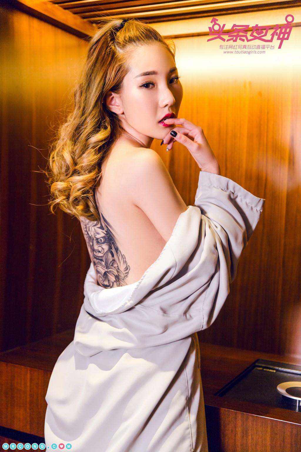Image TouTiao-2017-11-30-Mieko-MrCong.com-006 in post TouTiao 2017-11-30: Người mẫu 美惠子 (30 ảnh)