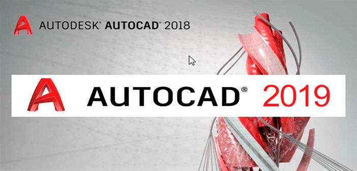 Descargar autocad 2019 full