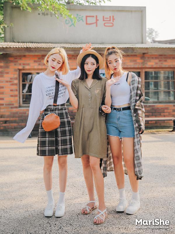 Korean Casual Fashion Trends