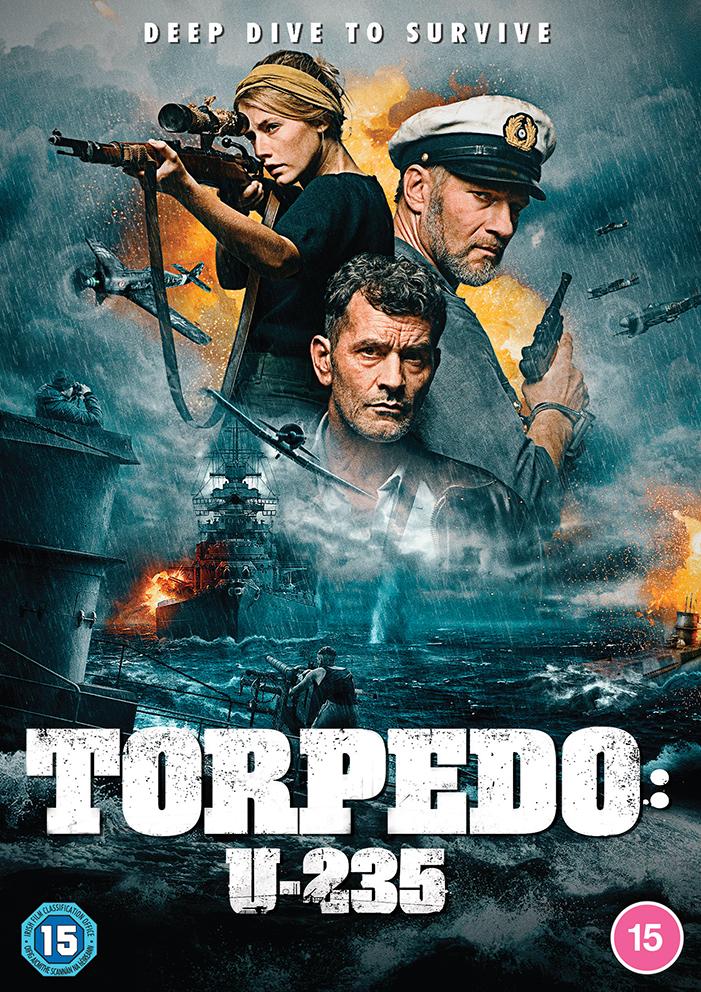 Torpedo: U-235 poster