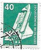 Selo Laboratório espacial