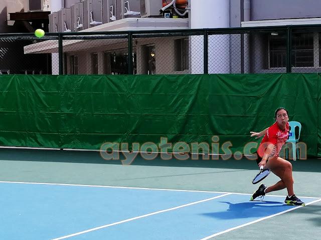 Tenis SEA Games 2019, Hadapi Petenis Tuan Rumah di Laga Perdana, Aldila: Marian Pemain yang Bagus Saat Yunior