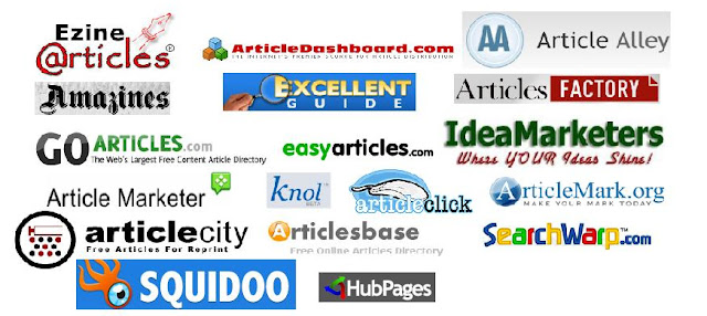Article Submission Sites List, Top and High DA Article Site 2019
