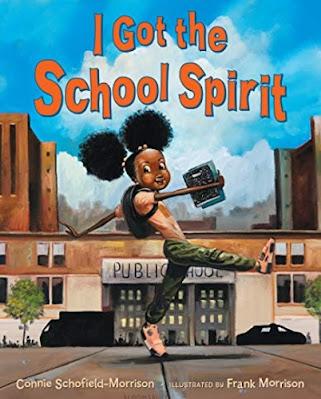 I Got the School Spirit by Connie Shofield-Morrison