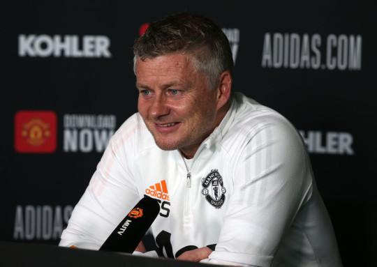 Ole Gunnar Solskjaer confirms Man Utd starlet will make his debut against Wolves