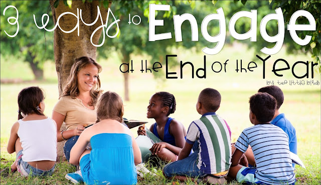 Three Ways to Engage at the End of the Year