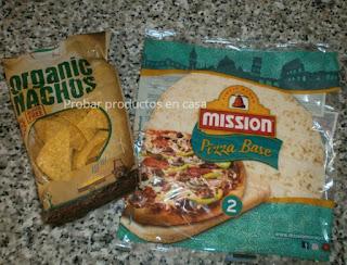 Disfrutabox: mission y nachos zanuy