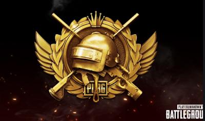 Logo Rank Conqueror Pubg Mobile