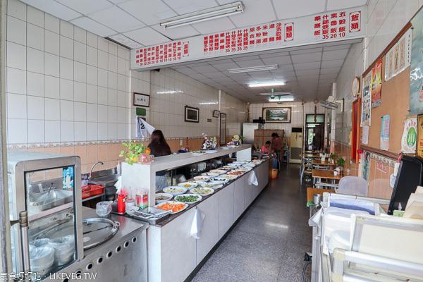 卍素食|彰化伸港平價素食|自助餐超過20道菜|也有供應麵食