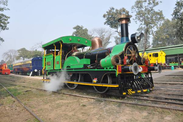 World's Oldest Working Steam Engine 'Fairy Queen' Ready to Haul a Heritage Train From Delhi to Rewari After a Gap of 5 Years
